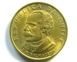 Chile Coins