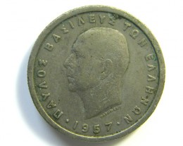 GREECE COIN   1957    J82