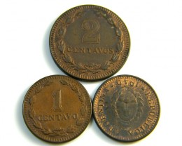 Argentinian Coins