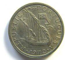 $50 PORTUGAL COIN 1972  J 101