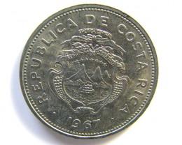 25 CENTIMOS COSTA RICA 1967   J 102