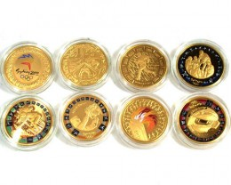 Investor and Collector Coin Lots