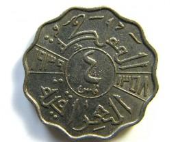 IRAQ COIN 1938   J 183