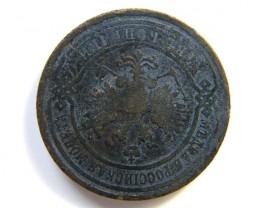 1908 RUSSIAN COIN J 184