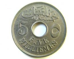 B5 MILL EGYPT 1917   J 199