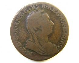 1778 AUSTRIA COIN J 225
