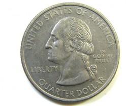 USA QUATER 1999D COIN J 238