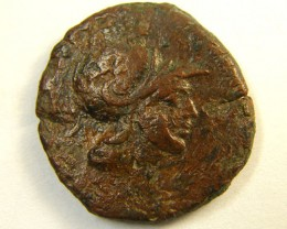 SICILY SYRACUSE AE AFTER 212 BC  ATHENA HEAD R OP 164