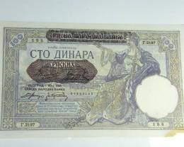 GERMAN OCCUPATION OF SERBIA 1941   J 303