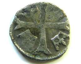 ANCIENT HUNGARIAN PARVUS  SILVER COIN   J 317