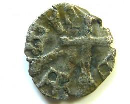 ANCIENT HUNGRAIAN PARVUS   SILVER COIN   J 320