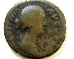 ROMAN PROVINCIAL COIN     FAUSTINA JR    CODE  AC 20