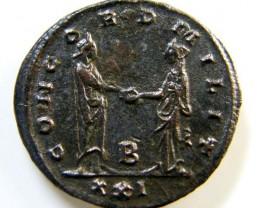 ROMAN PROVINCIAL COIN   PROBUS ANTONINIANUS     CODE  AC 23