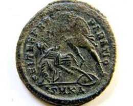 ROMAN PROVINCIAL  CONSTANTANTIUS CENTENIONALIS   CODE  AC34