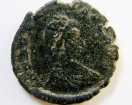 ROMAN PROVINCIAL COIN     ARCADIUS    CODE  AC 42