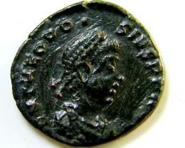 ROMAN PROVINCIAL COIN  THEODOSIUS AE4     CODE  AC 57