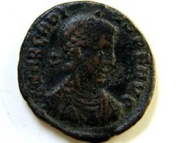 ROMAN PROVINCIAL COIN   ARCADIUS    CODE  AC 68