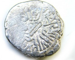 silver drachms  Western Kshatrapas, India, 2nd-4th cen AC144
