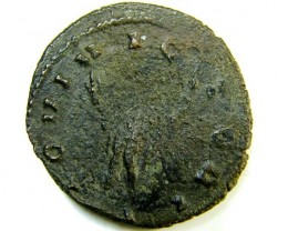 bronze antoniniani of Claudius II (268-270 A  D)     AC 162