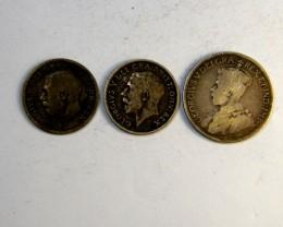 SILVER COINS CANADA .925 SILVER     OP224