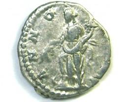 Septimius Severus, 193-211 A.D. AR Denarius AC204