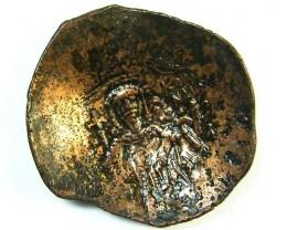 Byzantine billon aspron trachys AC210