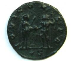 L1 Aurelian AE antoninianus IOVI CONSER Siscia 270-275 AC217