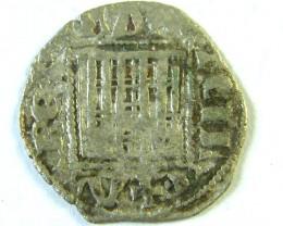 ANCIENT SPAIN L1, CASTILE & LEON BILLON NOVEN AC269