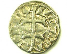 ANCIENT MEDIEVAL L1, SIGISMUND SILVER DENAR AC297