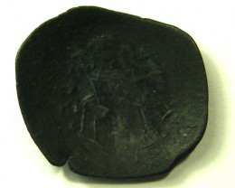 ANCIENT BYZANTINE L1, MANUEL I BRONZE COIN AC299