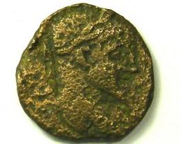 ANCIENT ROMAN PROVINCIAL L1, SEVERUS ALEXANDER COIN AC302