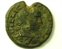 ANCIENT ROMAN PROVINCIAL L1, VALERIAN I COIN AC313