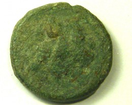 ANCIENT GREEK L1, MACEDONIA BRONZE COIN AC331