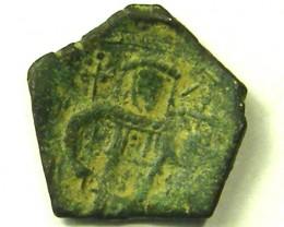 ANCIENT BYZANTINE L1, MANUEL I COMMENUS AC333