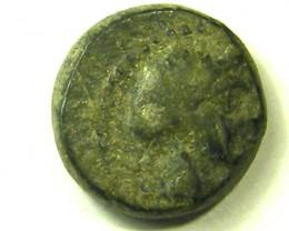 ANCIENT GREEK L1, SARDES LYDIA COIN AC338