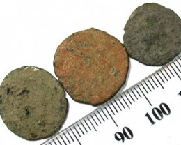 PARCEL OF ANCIENT COINS  T38