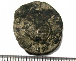 LARGE DETAILED  ANCIENT COIN  T 66