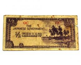 JAPANESE INVASION MONEY 1943 FOR AUSTRALIA   T 183