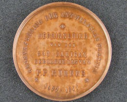 VAN DEN 300 JARIGE GEBOORTE DAG P.P.REUBENS 1577-1877 T343