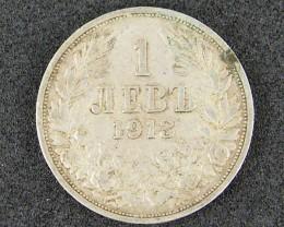 1 JEBP BULGARIA 1913  J 862
