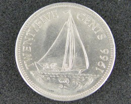BAHAMA ISLANDS  1966    T 398