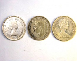 SILVER .800 STH AFRICA  COINS  $1.00  PER GRAM  OP 282