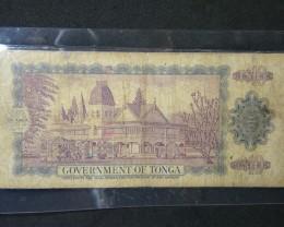 NOTE TONGA  1985 $10  T 448