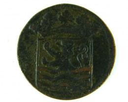 FRANCE LOT 1, 1735 COIN T589