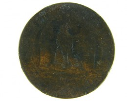 NAPOLEON FRANCE LOT 1, DIX CENT 1863 COIN J 864