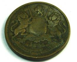 British India Coins