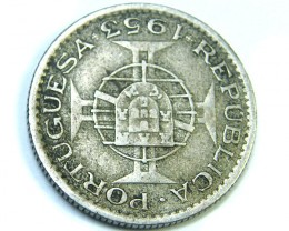 Portuguese Colonies Coins
