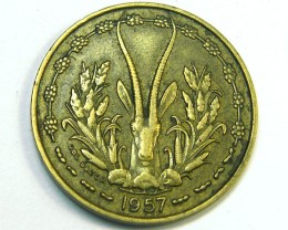 French Togo Coins