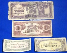 JAPANESE OCCUPATION NOTES  OF PHILIPPINES   T 836