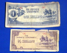 JAPANESE OCCUPATION NOTES  OF PHILIPPINES   T 837